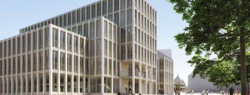 Neubau der Stadtverwaltung Paderborn