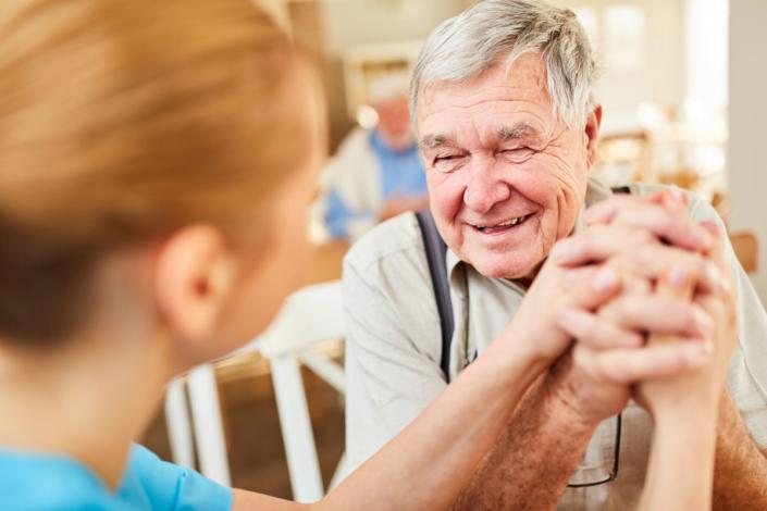 Pflegedienst  © Robert Kneschke  stock.adobe.com